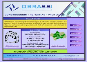 Obrassi - Antigua Web